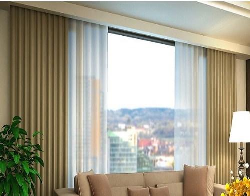 mẫu rèm cửa cao cấp sang trọng cho phòng khách