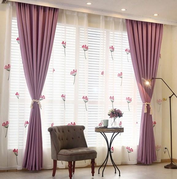 rèm cửa giúp giảm tiếng ồn