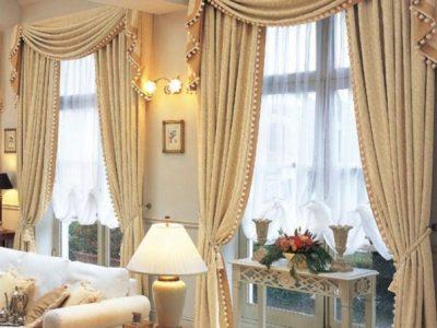 rèm cửa đẹp cho phòng khách