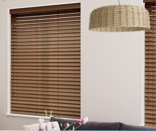rèm gỗ cho cửa sổ phòng ngủ