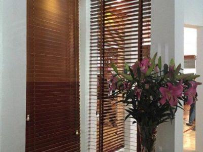 rèm gỗ đẹp sang trọng cho ngôi nhà