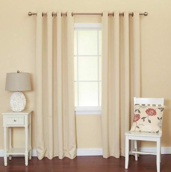 rèm vải chống nắng cho cửa sổ