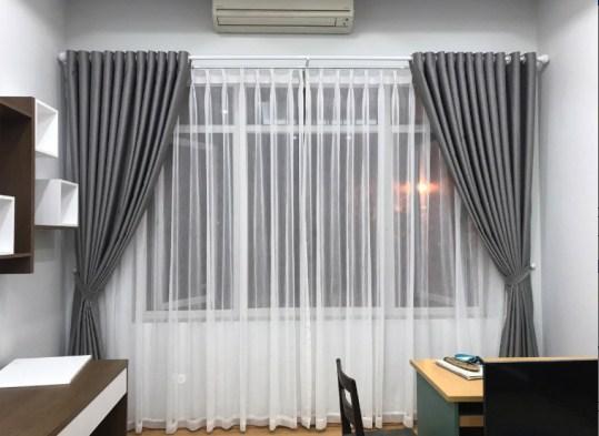 rèm vải đẹp cho ngôi nhà
