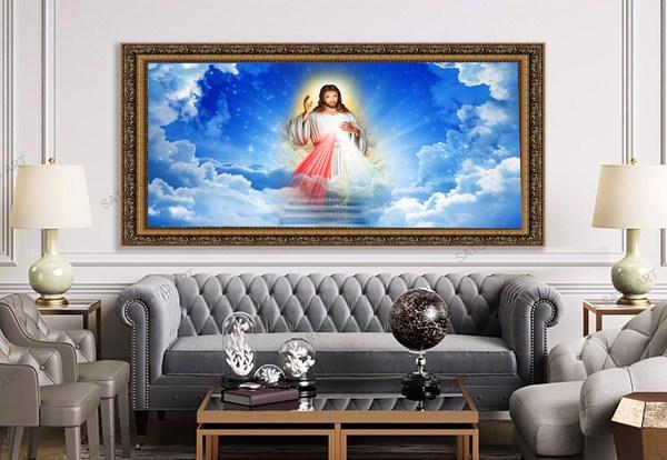 ý nghĩa của tranh dán 3d tôn giáo