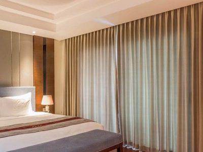 mẫu rèm cửa phòng khách sạn