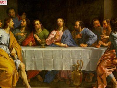 Tranh 12 vị thánh tông đồ