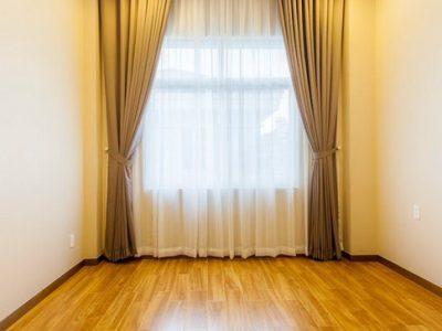 Mẫu rèm chống nắng 2 lớp