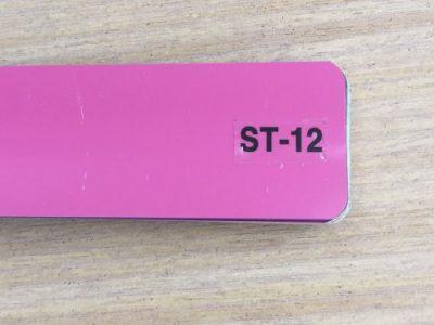 rèm nhôm màu hồng đào st-12