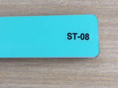 rèm nhôm màu xanh ngọc đậm st-08