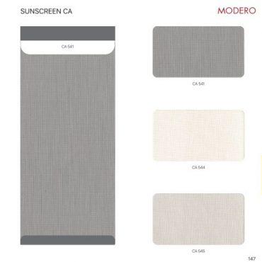 Rèm Cầu Vồng Roman Modero Sunscreen Ca
