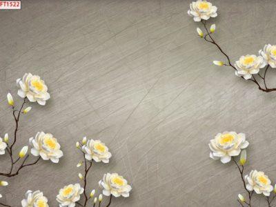 Tranh Hoa Lá FT1522